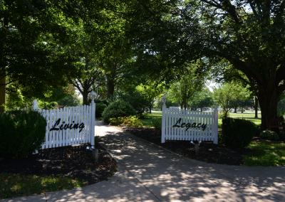Cedar Haven Living Legacy Garden