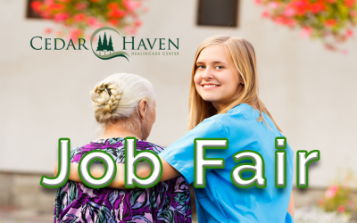 Cedar Haven Job Fair