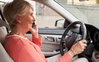 Is it safe to drive and use hands-free devices? (Infographic)