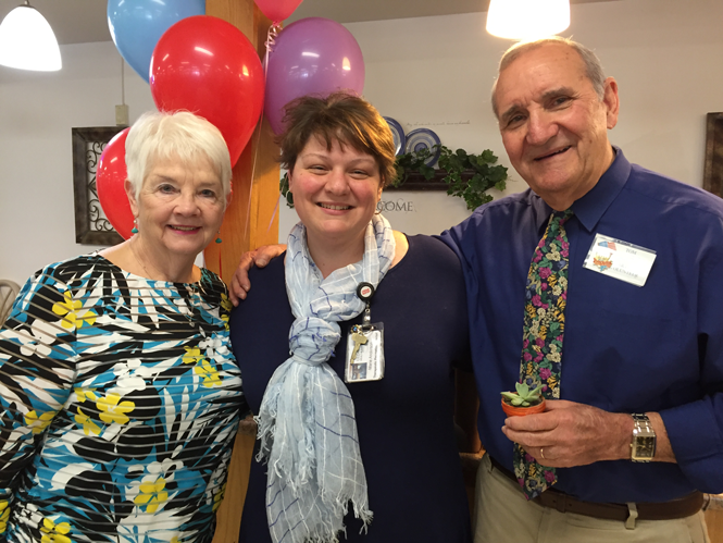 Volunteer Spotlight: Pat and Tom Keefer
