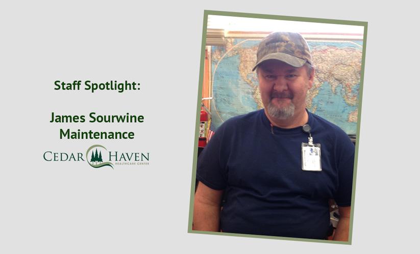 Staff Spotlight: Jim Sourwine