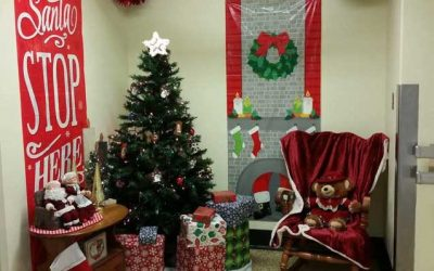 Cedar Haven Holiday Hallway Decorating Contest Winners