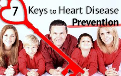 7 Keys to Heart Disease Prevention