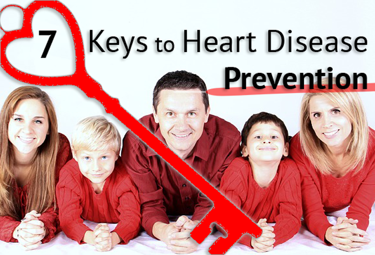 7 Keys to Heart Disease Prevention