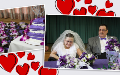 Congratulations to the Happy Couple: Meet Denis and Joann