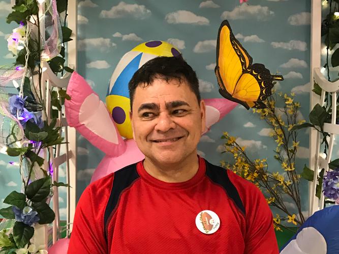 Volunteer Spotlight: Petey