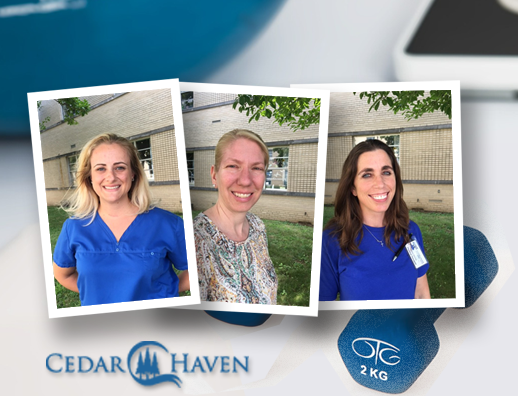 Meet Three of Our Therapists