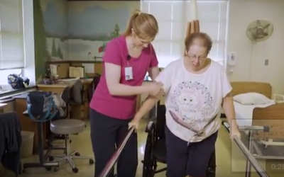 Cedar Haven Healthcare Center for Short Term Rehab Therapy