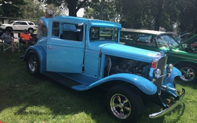 Cruisin' on the REC Trail Car Show *Now Sept. 12th!*