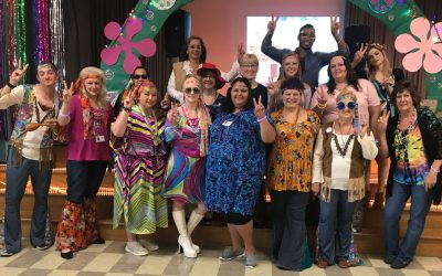 70's Disco Dance Party at Cedar Haven!