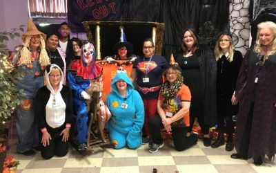 Halloween Fun at Cedar Haven
