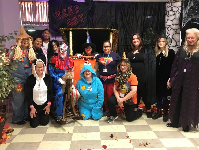 Halloween Fun at Cedar Haven