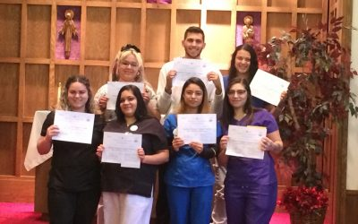 Nursing Assistant Trainee Class December Graduates