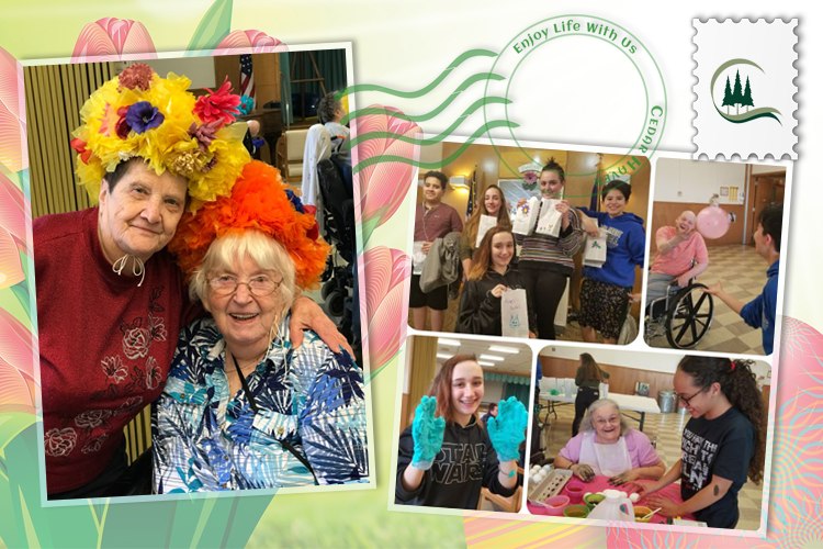 Easter Fun at Cedar Haven – #EnjoyLifeWithUs