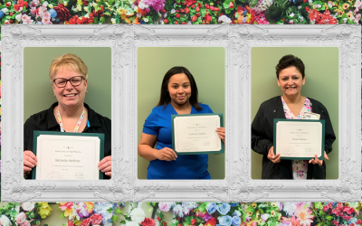 Congratulations May Employees of the Month