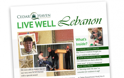 LIVEWELL Lebanon Summer / Fall 2019