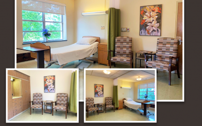 View Our Refreshed Semi-Private Rooms: Attend Our Short-Term Therapy Open House