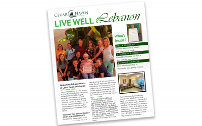LIVEWELL Lebanon Winter – Spring 2019