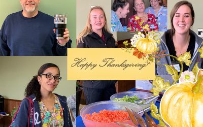 Cedar Haven is Thankful for… our Stellar Team + Walking Tacos