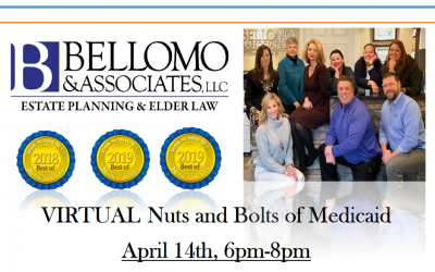 """Nuts and Bolts of Medicaid"" Webinar!"
