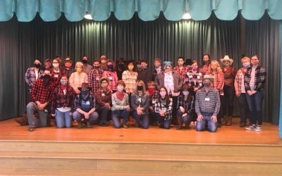Safe and Smiling – Western Day at Cedar Haven