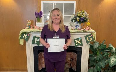 Staff Spotlight: Melissa Krall, LPN